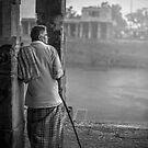 Longing for the rains to end.. by abhishek dasgupta