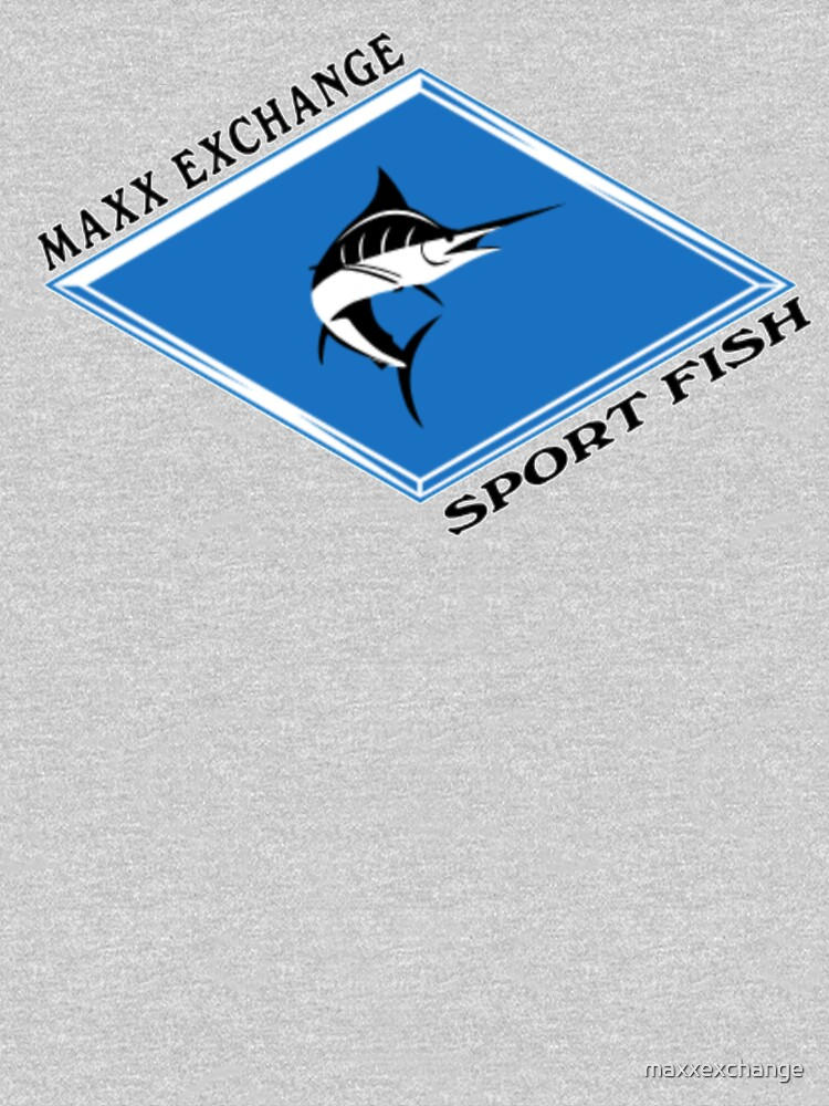 Deep Sea Fishing, Sport Fish, Maxx Exchange. Gifts by maxxexchange