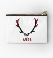 Hannibal - Eat The Rude Bloody Antlers Studio Pouch