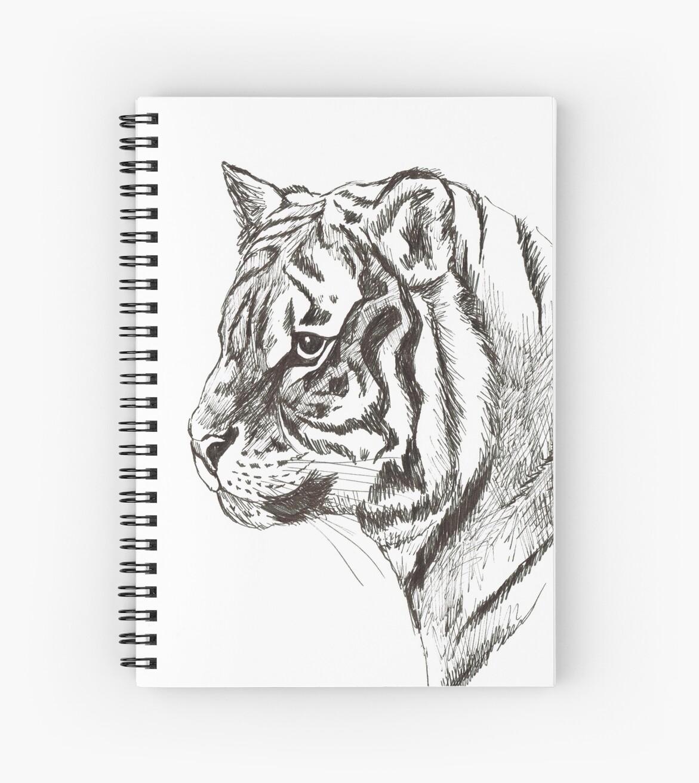 tiger by mindgoop
