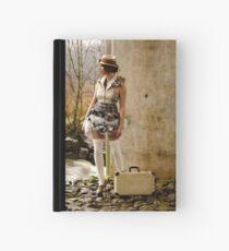 Recycling Fashion Shoot Hardcover Journal