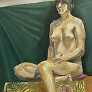 Female Nude 2 by MegJay