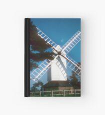 Cromer Windmill, Hertfordshire, England Hardcover Journal