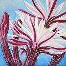 Succulent 2 by lukekellyart