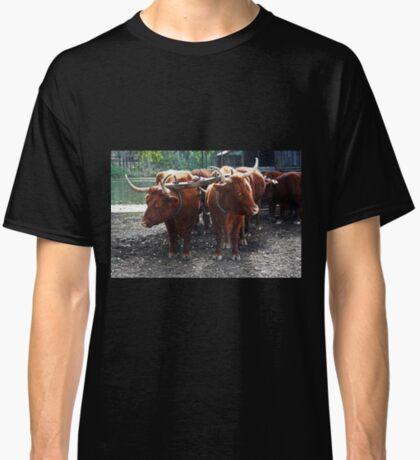 Auf Arbeit! Classic T-Shirt