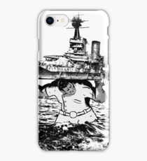 ATLAS OF THE WAVES iPhone Case/Skin