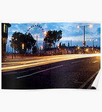 Westminster bridge Poster