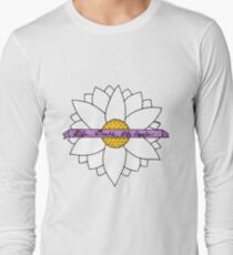 Pushing Daisies - Life, Death, Life Again Long Sleeve T-Shirt
