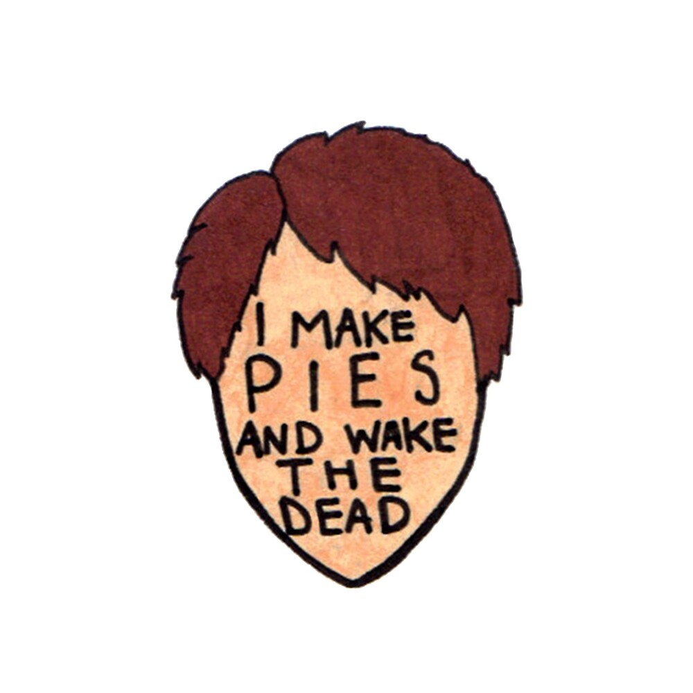 Pushing Daisies - Ned the Piemaker by Fullerverse