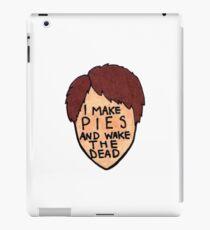 Pushing Daisies - Ned the Piemaker iPad Case/Skin