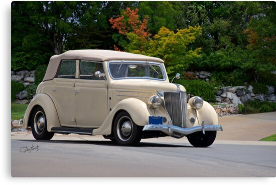 1936 Ford Phaeton by DaveKoontz