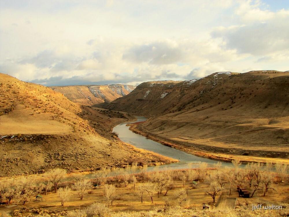 gunnison gorge by jeff welton