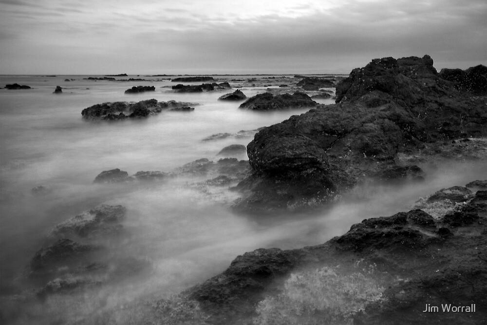Mushroom Reef - Flinders by Jim Worrall