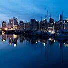 Coal Harbour, Vancouver by lgraham
