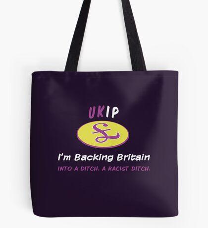 A Marvellous Anti UKIP Design Tote Bag