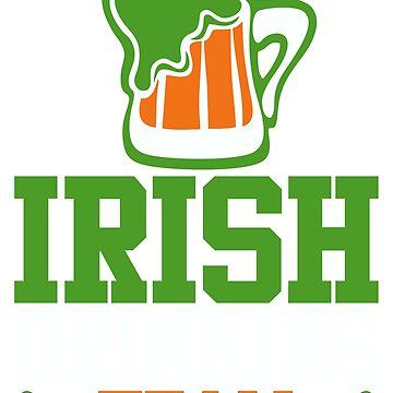 Irish Drinking Team by DavidAyala