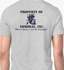 Immoral Inc. Unisex T-Shirt