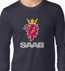 Saab logo products Long Sleeve T-Shirt