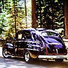 1948 Car by Nancy Stafford