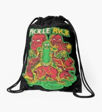 Mochila de cuerdas Pickle Rick