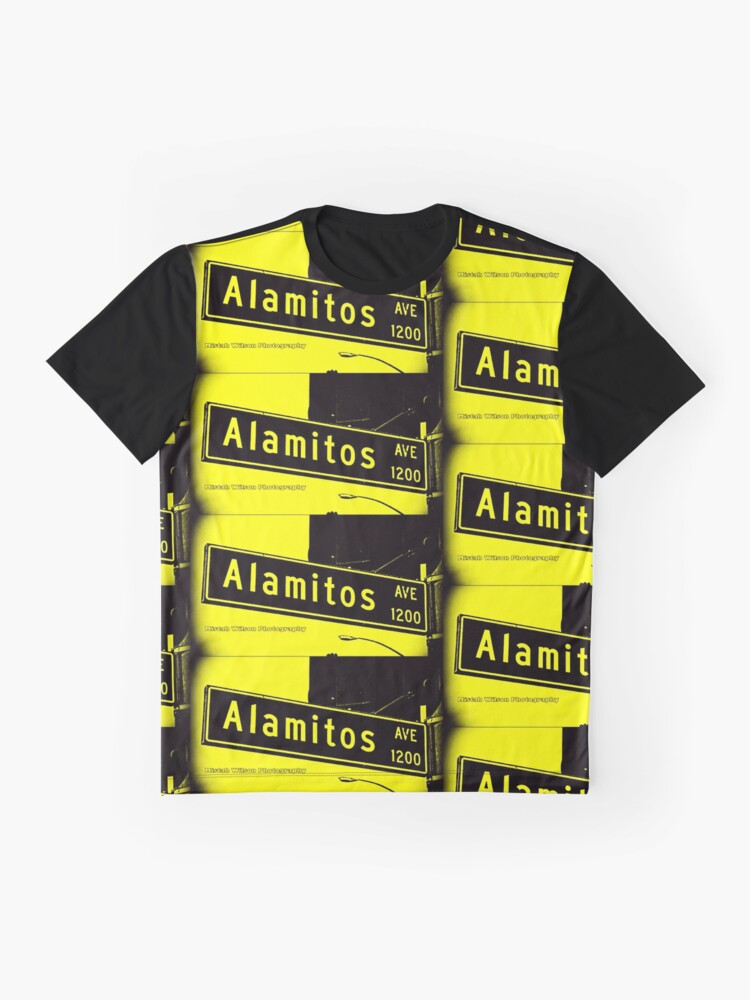 Alternate view of Alamitos Avenue, Long Beach, CA1 Bumblebee by Mistah Wilson Photography Graphic T-Shirt