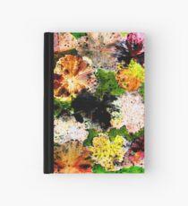 Novembers Garden 12 Monoprint Hardcover Journal