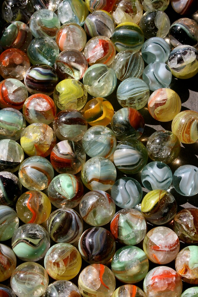 Lost My Marbles by Tina Cacho