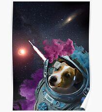 Laika - Der erste Hund im Weltall Poster