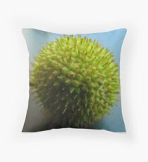 spike pod Throw Pillow
