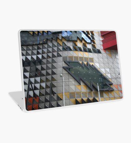 Building Facade Laptop Skin