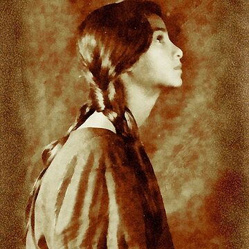 Voices of the Woods an Indian-Hawaiian Girl 1900 by ZipaC