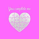 You complete me (SF) by talgursmusthave