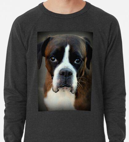 Erinnerung an Arwen - Boxer Dogs Series Leichtes Sweatshirt