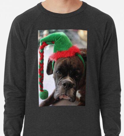 Du willst mich doch veräppeln! - Boxer-Hunde-Reihe Leichtes Sweatshirt