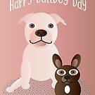 Happy bulldog day by susiscauldron