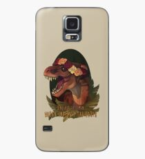 Dinosaur Eats Man Case/Skin for Samsung Galaxy