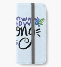 How Strong You Are iPhone Wallet/Case/Skin