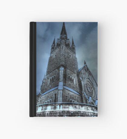 Saintly Steeples Hardcover Journal