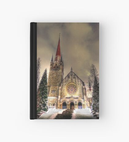 Saintly Steeples 2 Hardcover Journal