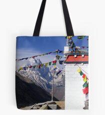 high pass. northern india Tote Bag