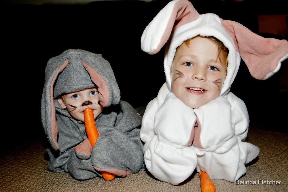 Happy Easter by Belinda Fletcher
