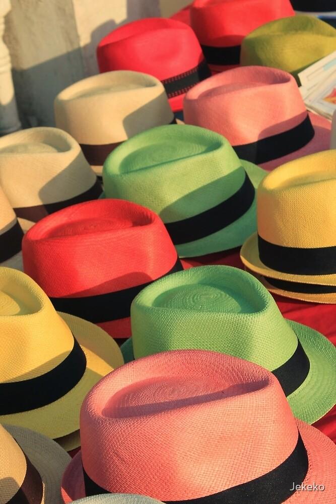 Colourful Panama by Jekeko