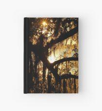 Spanish Moss Sunset Hardcover Journal