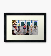 Vanity Fair Framed Print