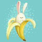 Bunnana (Bunny Banana) by Kho Tek Mei