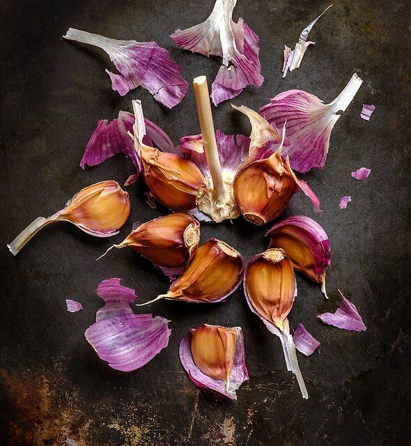 For those Evangelic...even Apostolic for garlic by alan shapiro