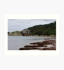 Two Peoples Bay Art Print