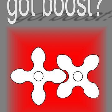 got boost? by ryanmessner