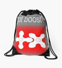 got boost? Drawstring Bag
