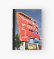 Route 66 - Munger Moss Motel Hardcover Journal